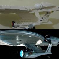 STAR TREK 11-USS Enterprise