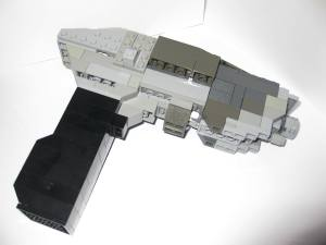 STAR TREK ENTERPRISE - Phase Pistol