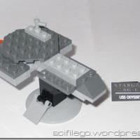 Stargate SG-1 Mini Scale Ships