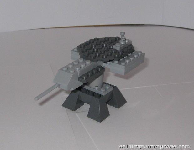LEGO Daedalus