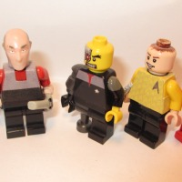 Custom Minifigures