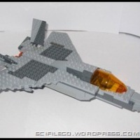 Full set of the new smaller Fighter Jet