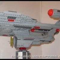 Enterprise NX-01 Refit