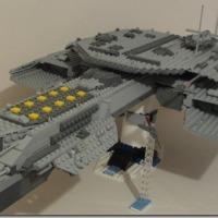 Daedalus-Class Battlecruiser (Stargate)