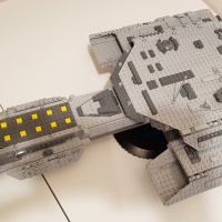 Updated USS Daedalus