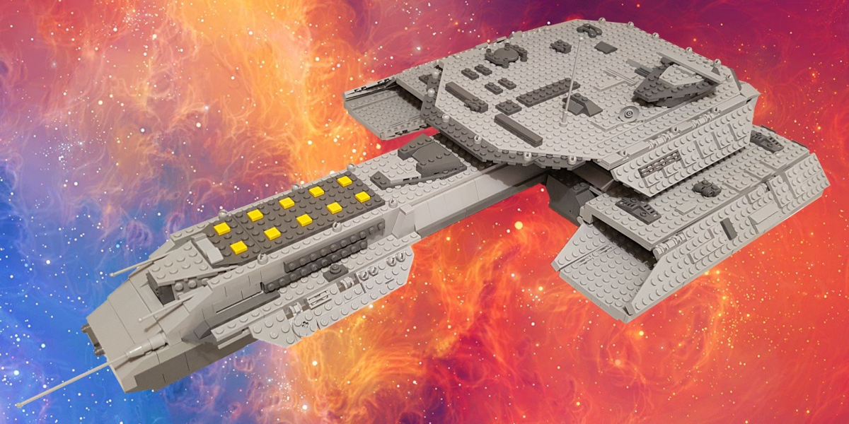 Stargate - USS Daedalus