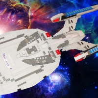 Star Trek - Enterprise NCC-1701-E