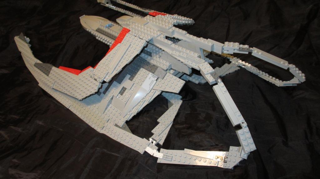 LEGO Andromeda Ascendant