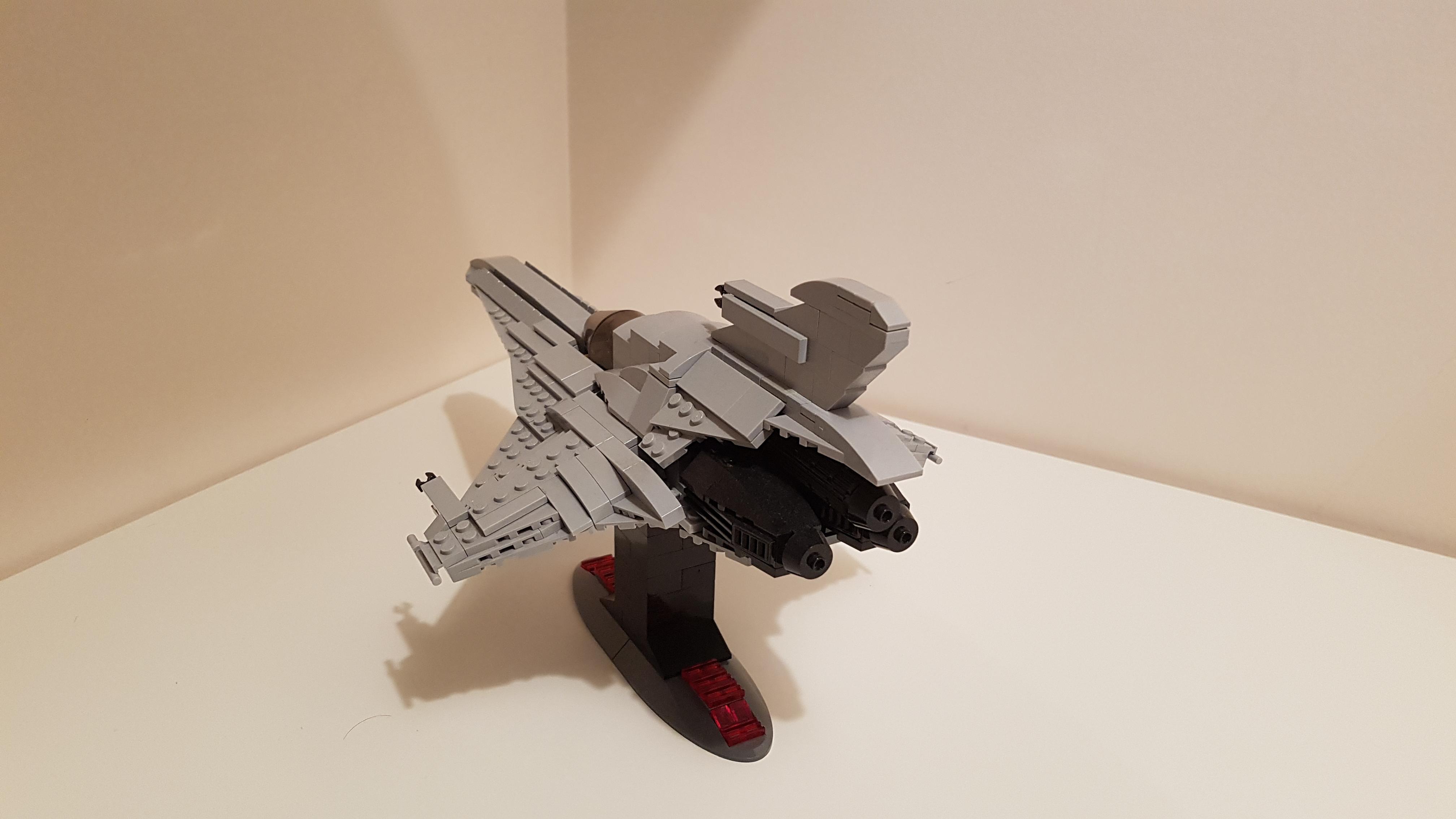 Battlestar Galactica LEGO Viper