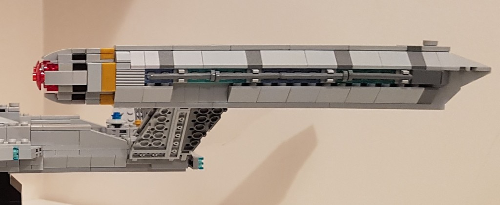 LEGO Star Trek Enterprise NX-01 Warp Nacelle
