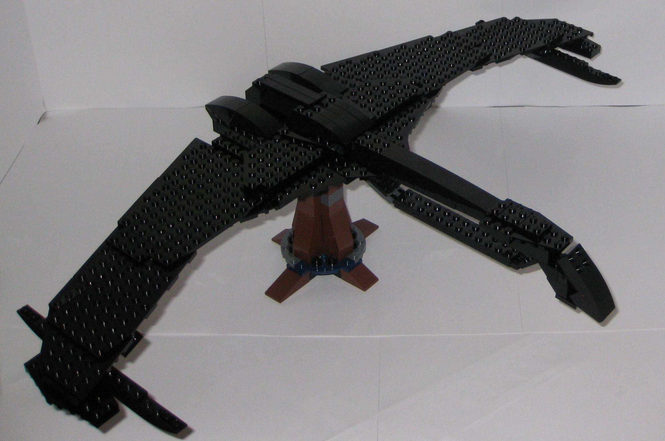 LEGO Star Trek Romulan Warbird Valdore