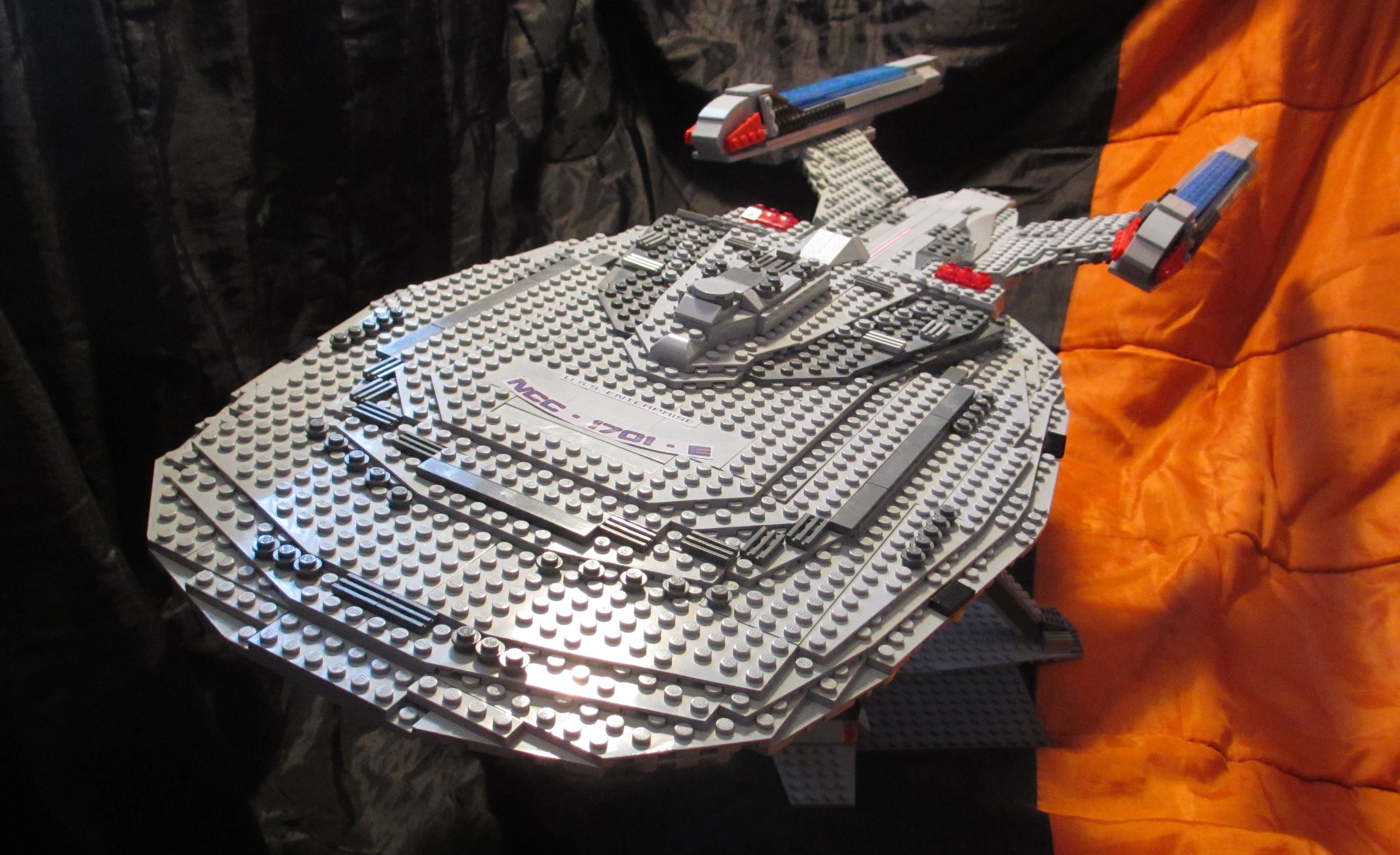 LEGO Star Trek USS Enterprise E
