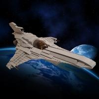 Battlestar Galactica - Mk VII Viper
