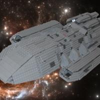 Battlestar Galactica - Battlestar Pegasus