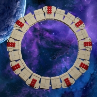 Milky Way Stargate