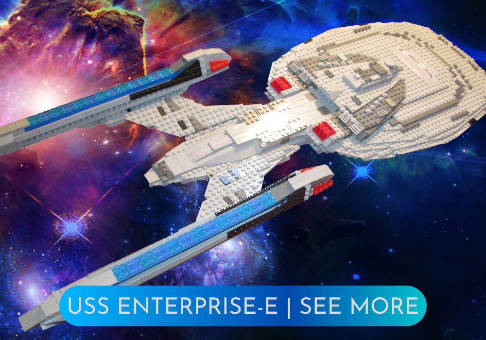 LEGO Star Trek USS Enterprise-E