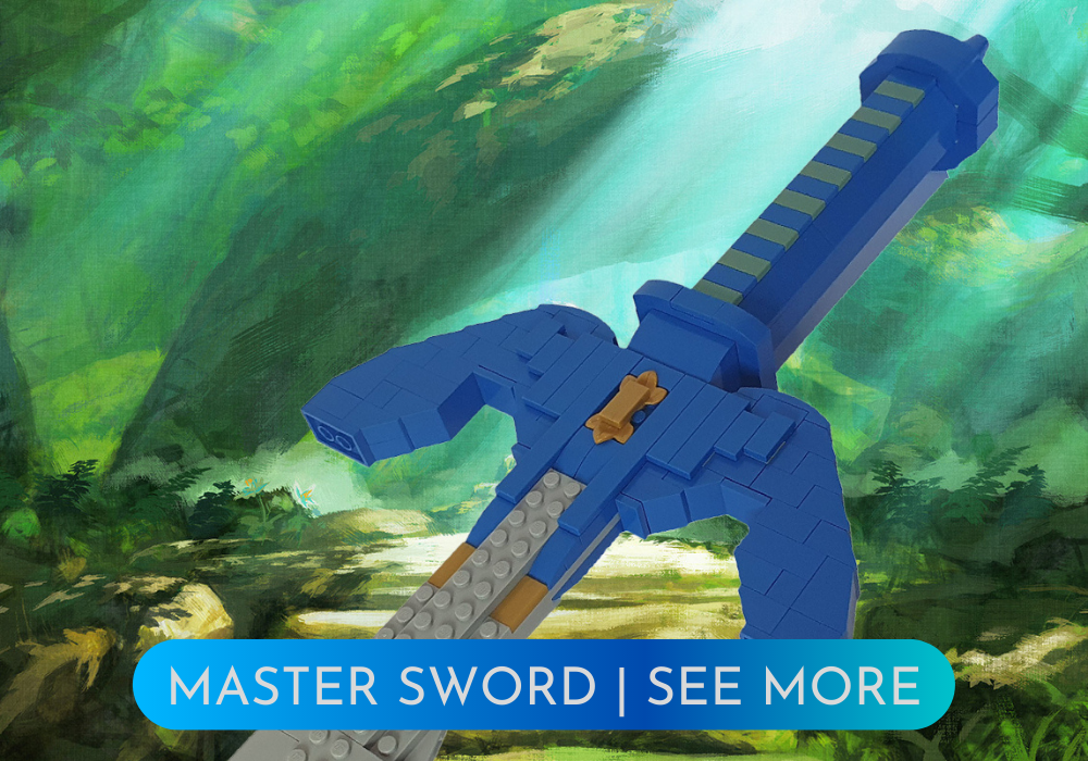 LEGO The Legend of Zelda Master Sword