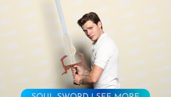 LEGO Shadowhunters Soul Sword