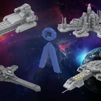 Four new Stargate MOCs!