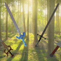 LEGO Swords!
