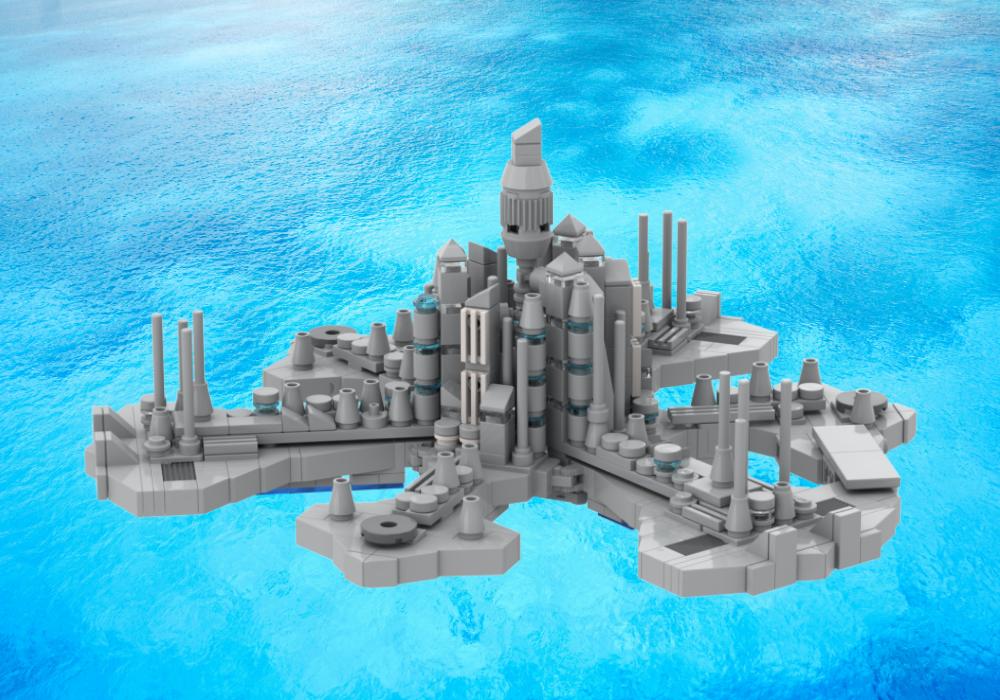 LEGO Stargate Atlantis