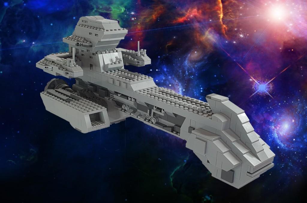 LEGO Stargate SG-1 Prometheus