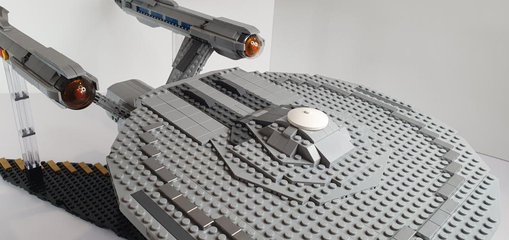 LEGO Star Trek USS Enterprise NCC-1701