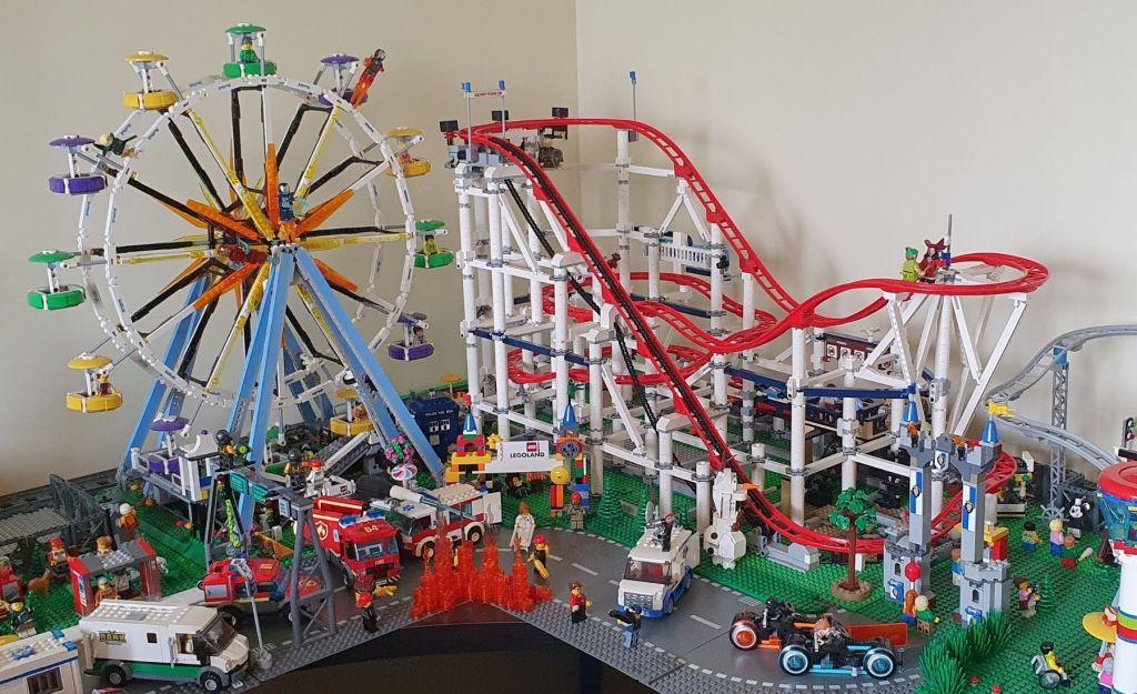 LEGO Brick City theme park