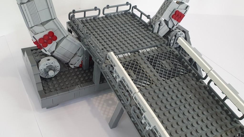 LEGO Stargate Milky Way Gate