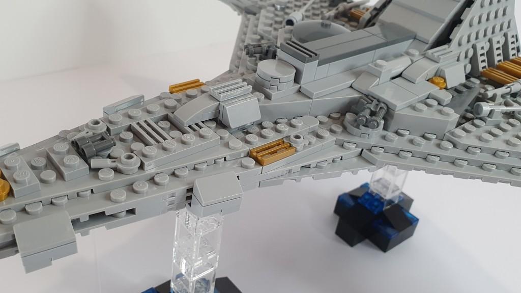 LEGO Stargate Universe Destiny