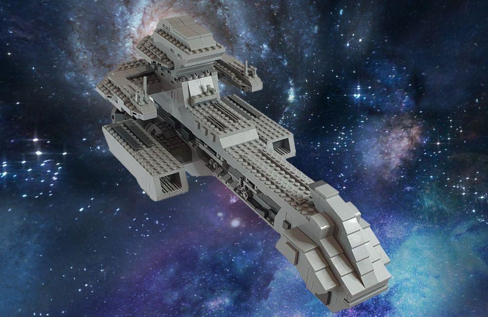 Stargate SG-1 BC303 Prometheus