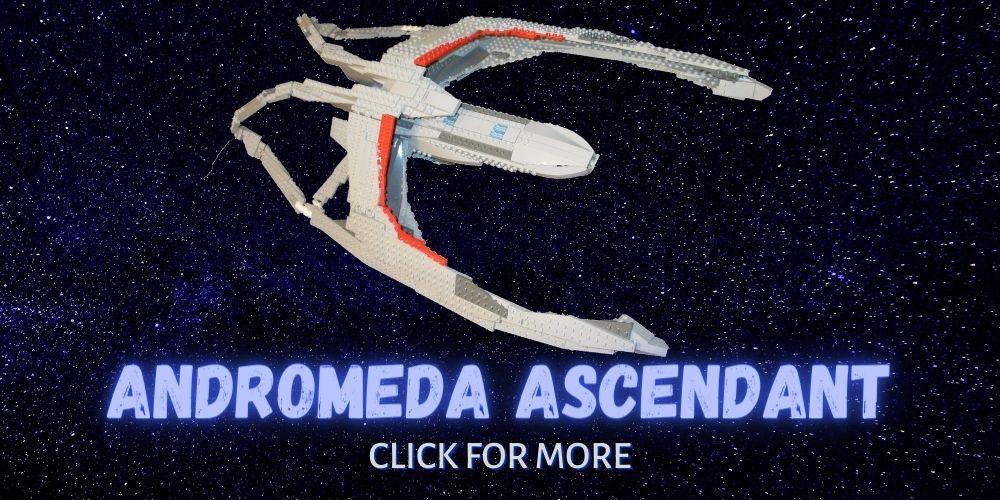 Gene Roddenberry's Andromeda - Andromeda Ascendant