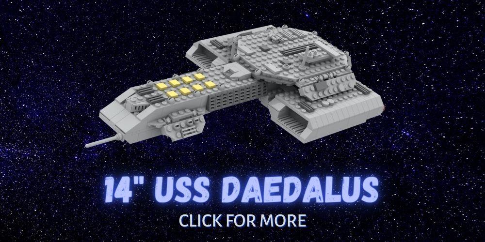 Stargate - Medium Daedalus