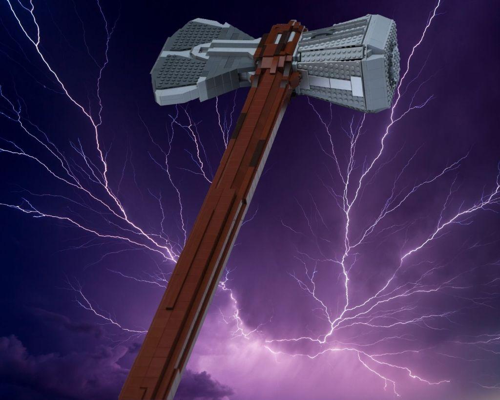Marvel Avengers Thor Stormbreaker Axe