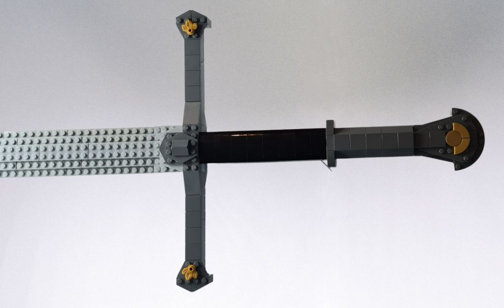LEGO The Lord of the Rings Anduril Sword