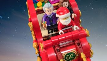 LEGO Doctor Who Last Christmas (1)